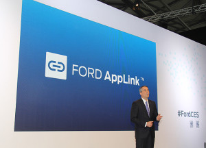 CES Asia 2015直击 Ford发表最新多元车用科技